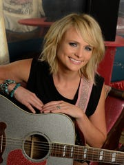 Country singer Miranda Lambert will headline the 2015 Stagecoach Country Music Festival.