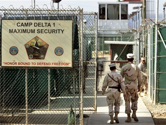 Guantanamo Detention Legal Challenges