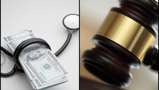 Arizona's high court gave hospitals a partial victory this week when it ruled that health facilities can keep years of payments from Medicaid-insured patients who use a portion of their injury settlements to pay medical bills.