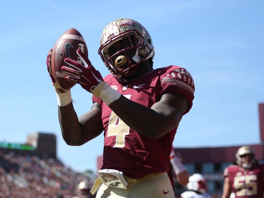 sports shoes a61a0 7e348 Clark: A storybook moment for former FSU walk-on Javien Elliott