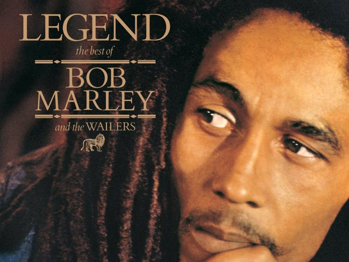 """May 8 marks the 30th anniversary of """"Legend: The Best of Bob Marley and the Wailers."""" The album recently surpassed Pink Floyd's """"Dark Side of the Moon"""" as the longest charting album in history (21 years). Which artists have famously covered the album's classic cuts?"""
