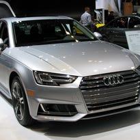2017 Audi A4 sedan is innovative & advanced