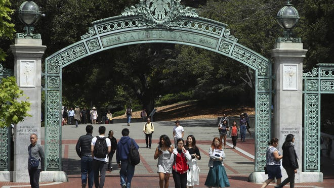 Hopes that college life might begin a slow return to normal this fall were deflated Tuesday when two University of California campuses announced they would begin the semester with fully remote instruction amid a pandemic surge.
