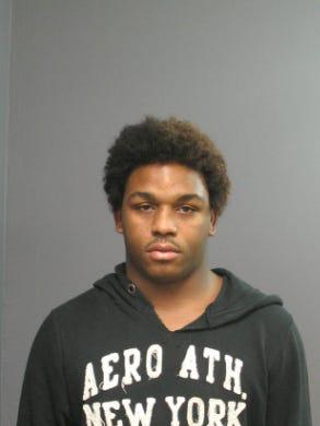 Darshean Beaman robbed a 25-year-old man, police say.