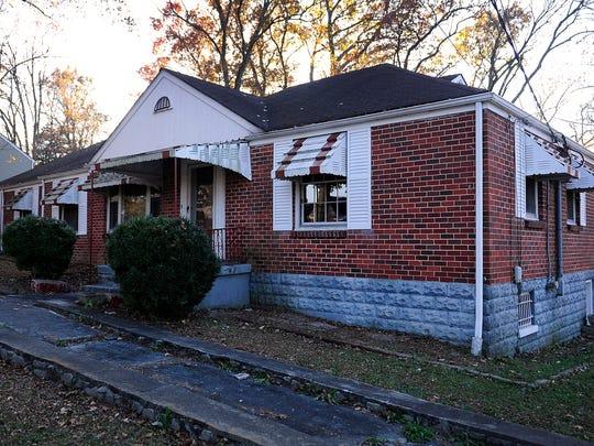 "Hank Snow's home the ""Rainbow Ranch"" in Madison, Tenn., Friday, Nov. 21, 2014."