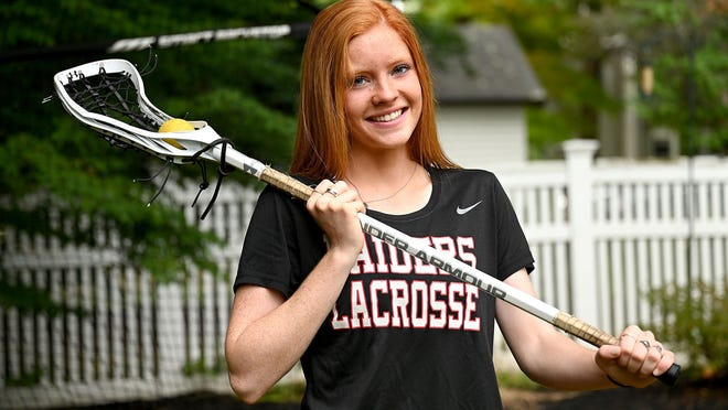 Wellesley High senior Maja Desmond is a standout lacrosse and ice hockey player for the Raiders and is set to play Div. I lacrosse at Dartmouth next year.