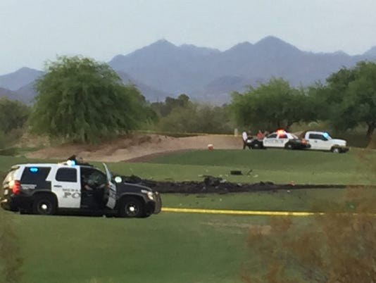 Mesa plane crash