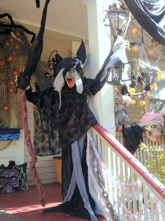 Ithaca Halloween