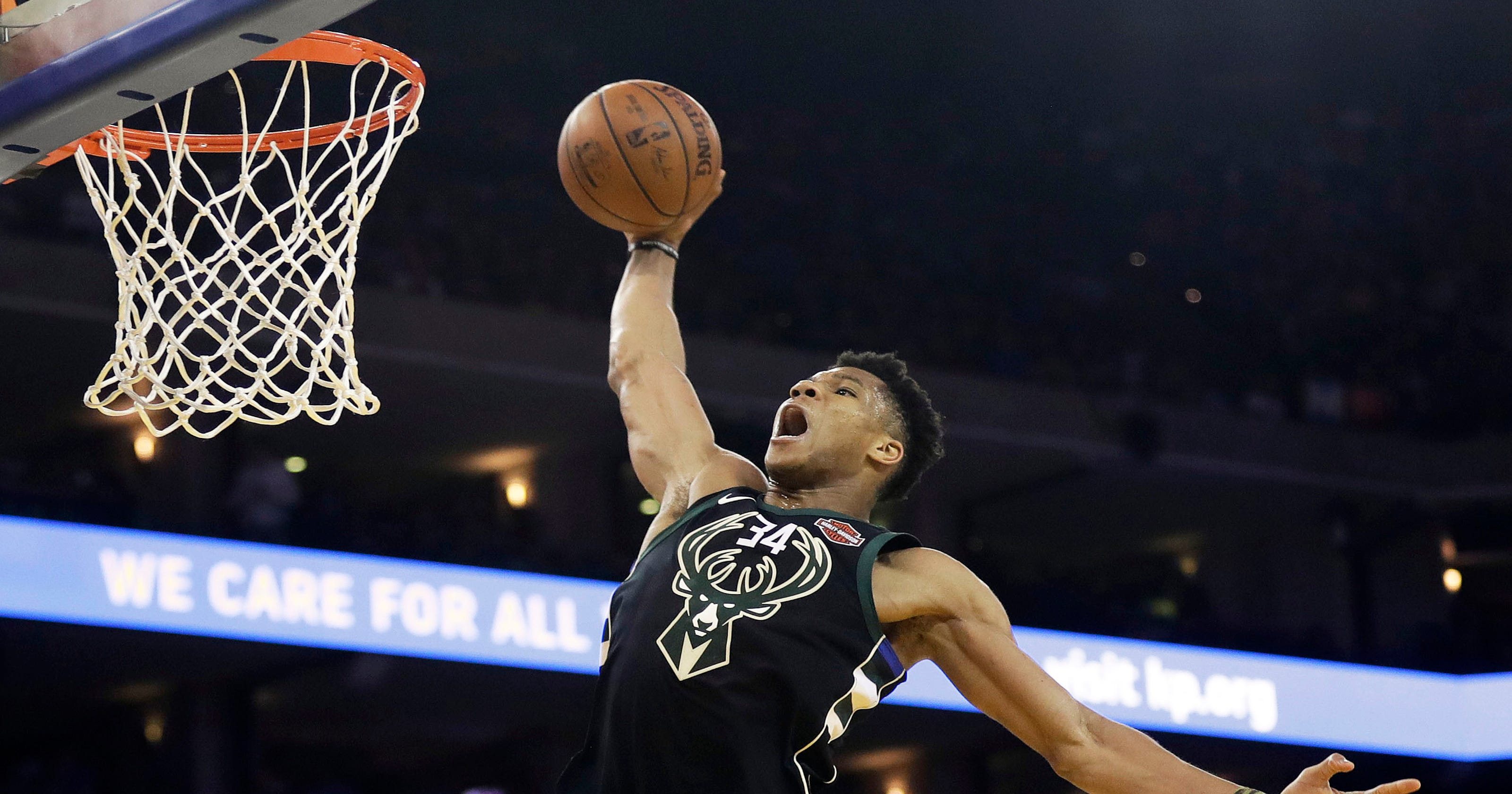 ee285811d85a Giannis Antetokounmpo appears in new  This is SportsCenter  commercial