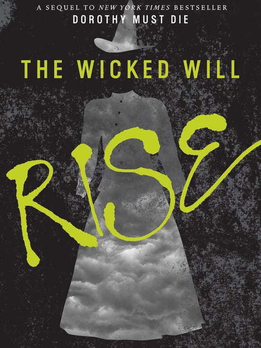The Wicked Will Rise cover