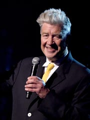 David Lynch teamed with Marek Zebrowski on the album
