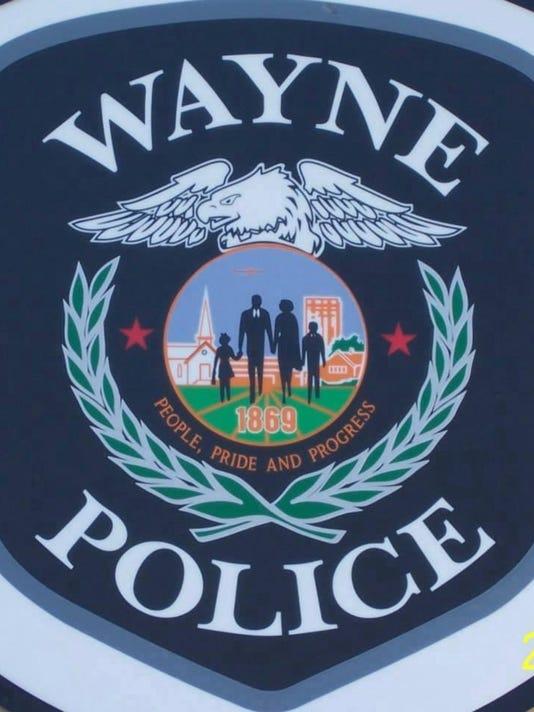 Wayne Police badge