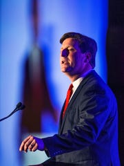 Mayor Greg Stanton emphasized how far Phoenix has come since the Great Recession in his State of the City speech Wednesday, but barely acknowledged Phoenix's challenges.