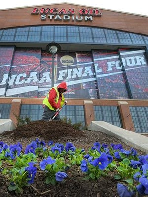 Indianapolis hosted the 2015 men's NCAA Final Four just after Gov. Mike Pence signed the RFRA bill.