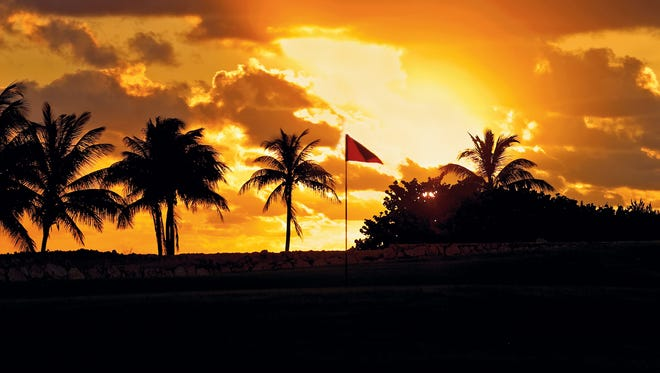 Retirees come for the windsurfing, sailing, snorkeling, diving and golf.