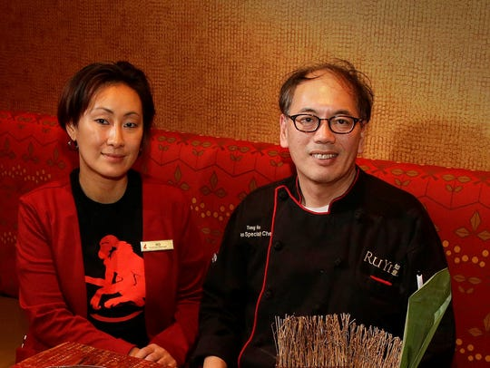 Chef Tony Ho, formerly of RuYi at Potawatomi Hotel