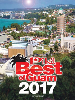 Pika Best of Guam 2017 cover
