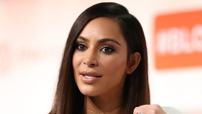 By George, I think Kim Kardashian has this whole twerking thing.