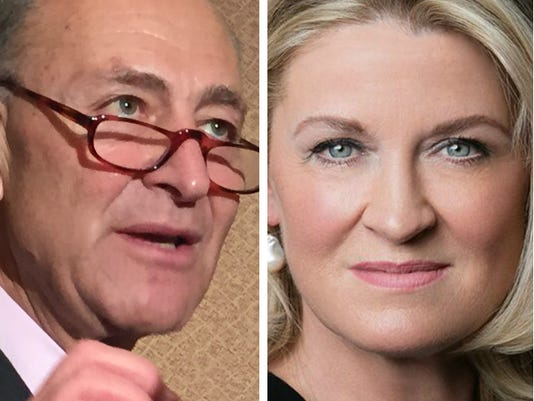 Chuck Schumer, Wendy Long
