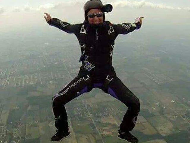 Howell skydivers: 'I enjoy being afraid -- it's fun