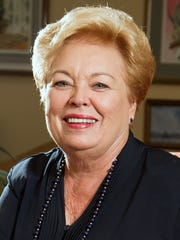 Sharon Butterworth, chairwoman of the Paso del Norte