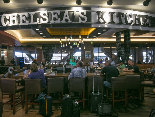 sky harbor ranked no 2 for airport dining chelsea's kitchen phoenix airport menu