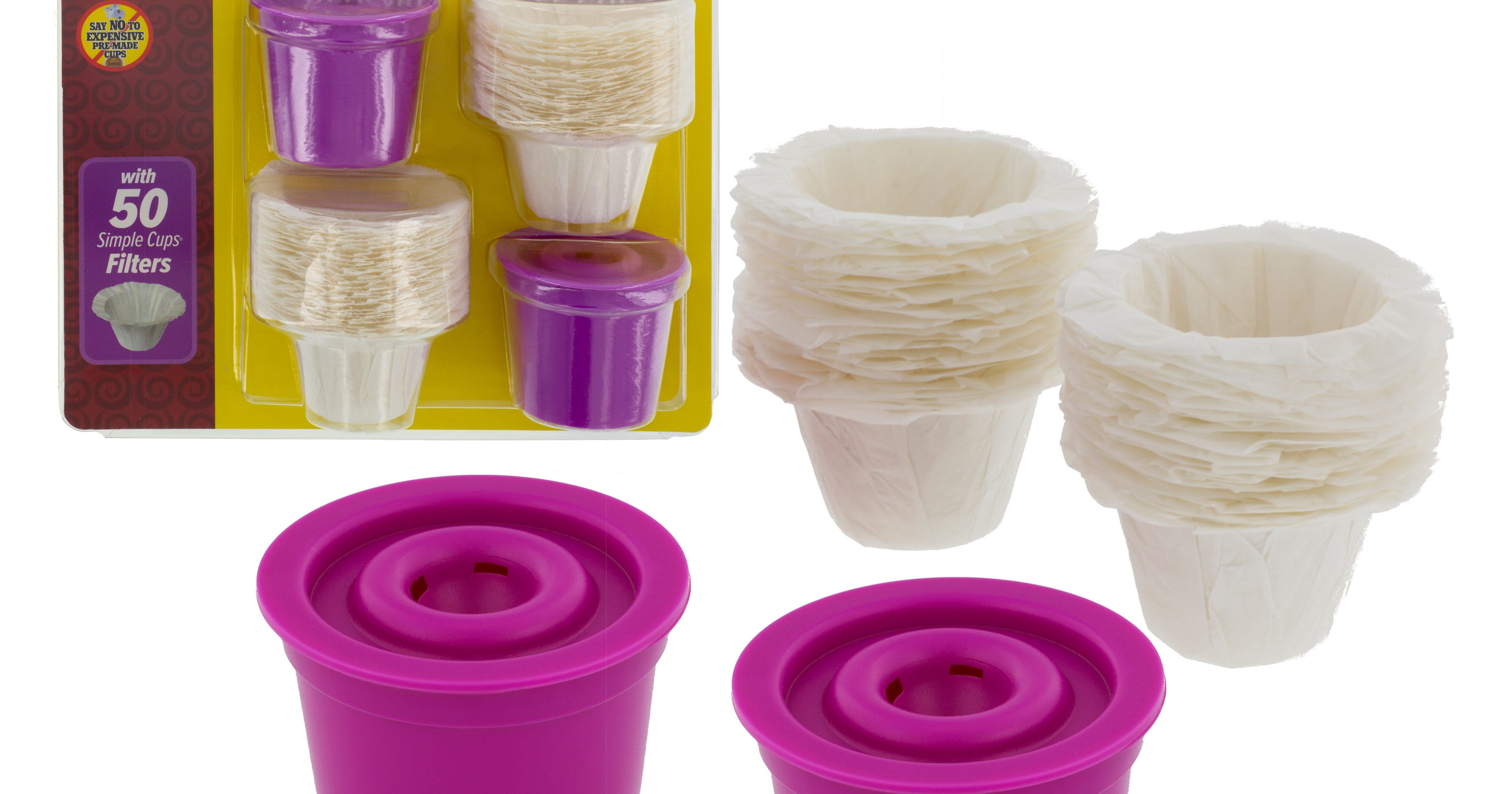 Reusable Recyclable K Cups For Your Morning Cup Of Joe