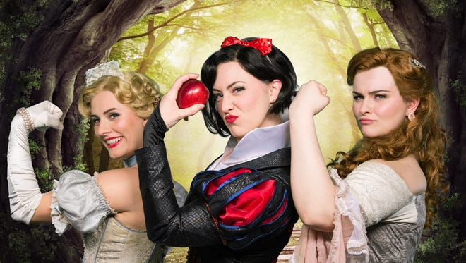 'Disenchanted' shows the other side of Disney princesses.