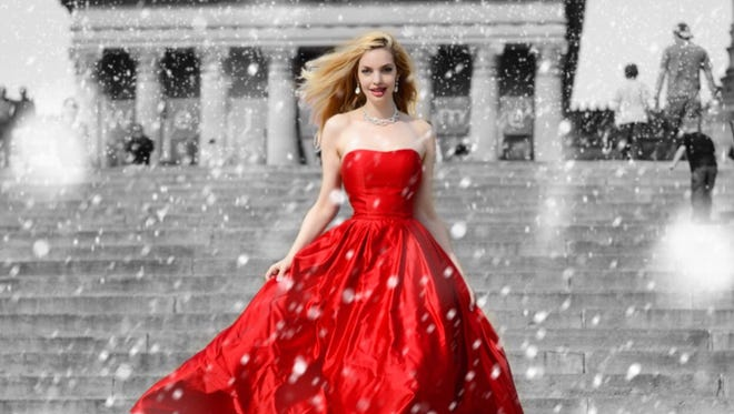 """Plainsboro vocalist-pianist Grace Field has released a charity CD entitled """"Christmas with Grace,"""" proceeds from which benefit the holiday of Third World children. Field will celebrate the release on Dec. 17 at Plainsboro Public Library."""