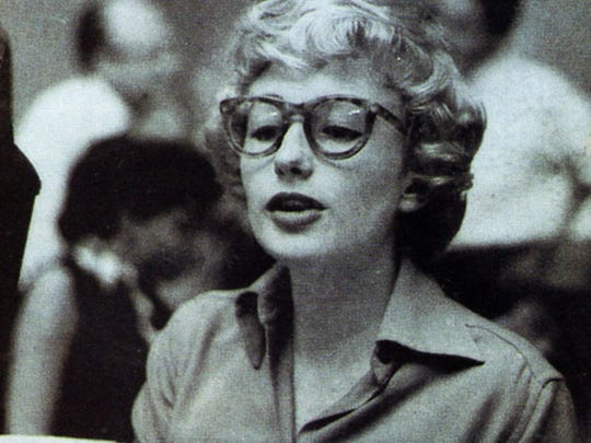 Blossom Dearie has the best song about Rhode Island.