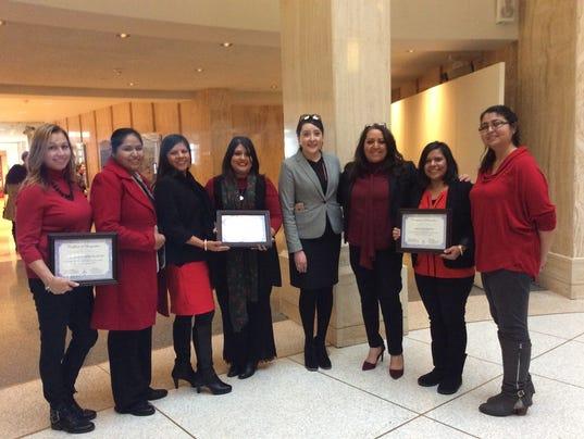 Bilingual program honored