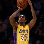 Lakers trade Lou Williams to Rockets for Corey Brewer, draft pick