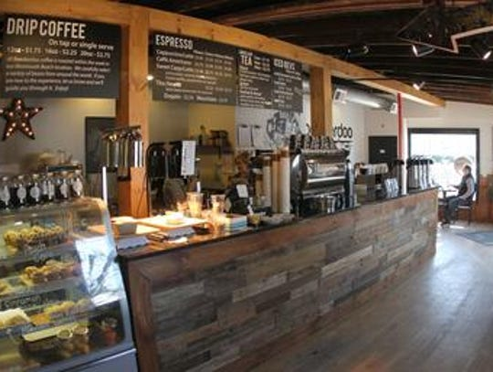 Booskerdoo Coffee Roastery and Bakery has six locations