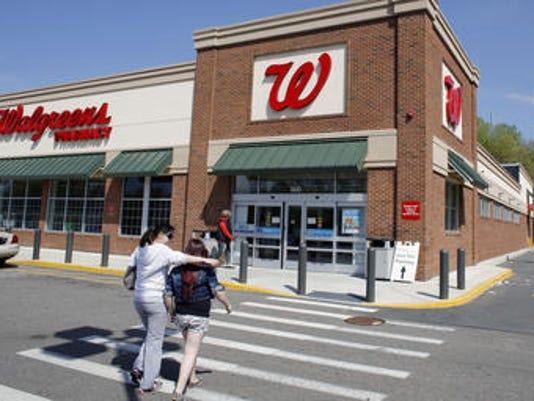 Walgreen earns 0624
