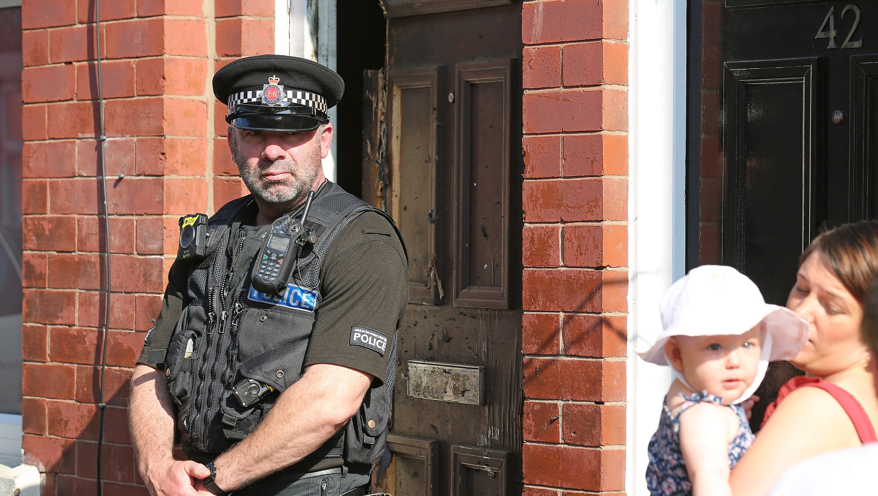 Manchester bombing: Raids continue amid fears of a second bomb