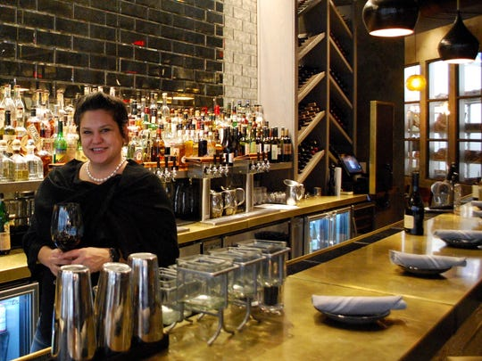Jenn McCarthy, general manager and sommelier at Deacon's