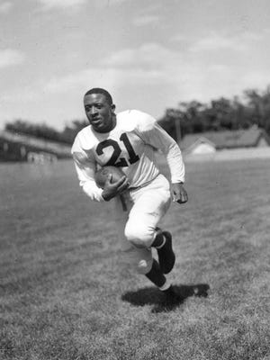 Eddie Hanna, a star running back at Colorado A&M, died in 1949 due to cardiac arrest following a game. His number hasn't been worn since his death.