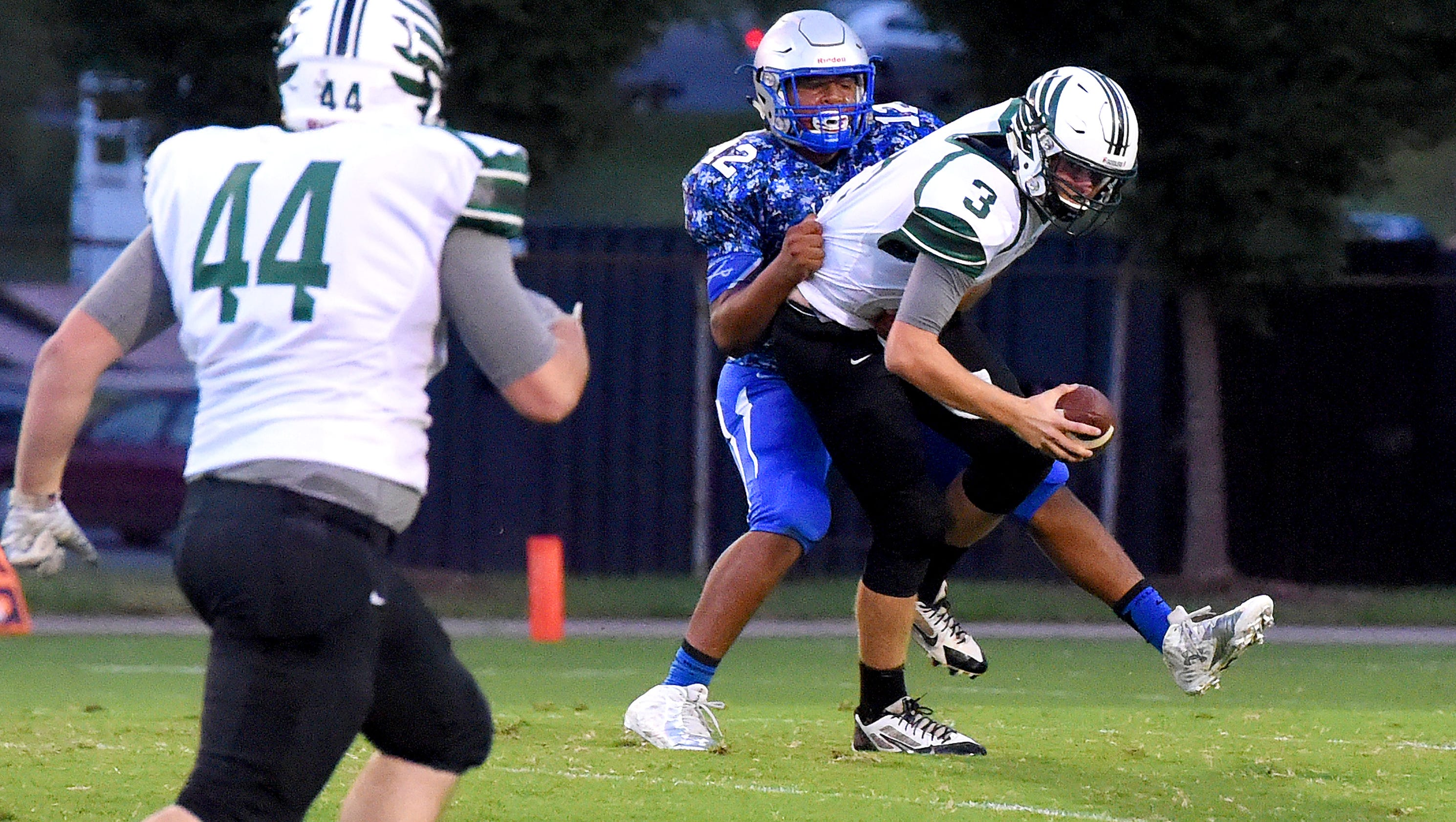 Defense did it for Leemen in win over Gobblers