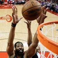 Rockets end season for Timberwolves