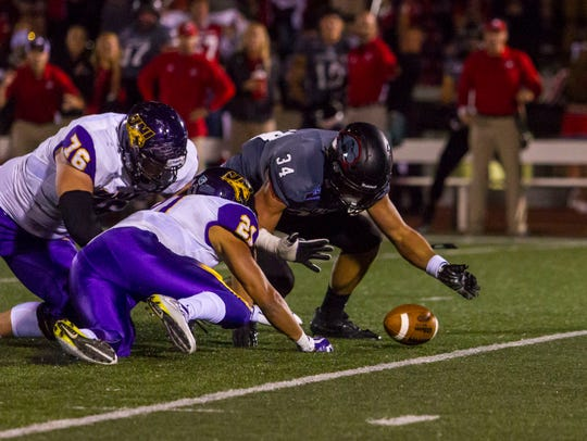 College football: Northern Iowa at Southern Utah, Saturday,