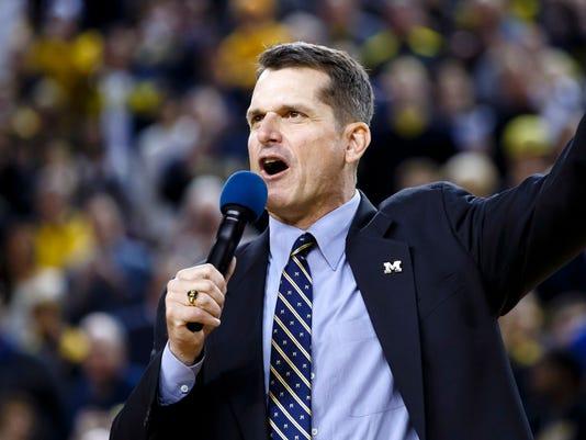 Jim Harbaugh's Michigan contract almost fully guaranteed