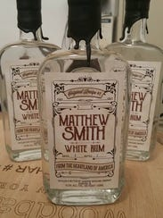 Matthew Smith White Rum is one of four rums produced at Hanover Distilling Company, along with a dark rum, spiced rum and 147 rum.