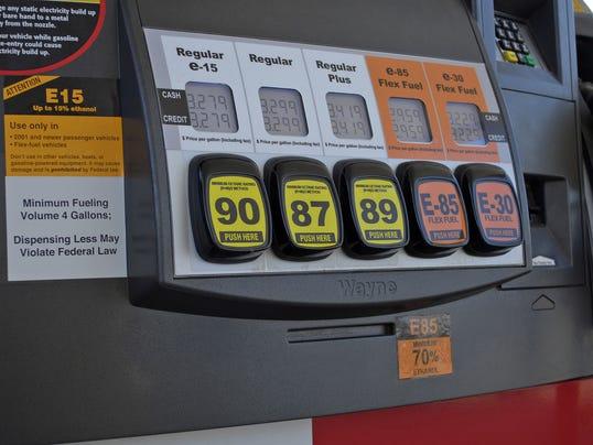AP EPA Ethanol
