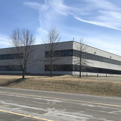 This vacant building along Daniel Zenker Drive at Airport