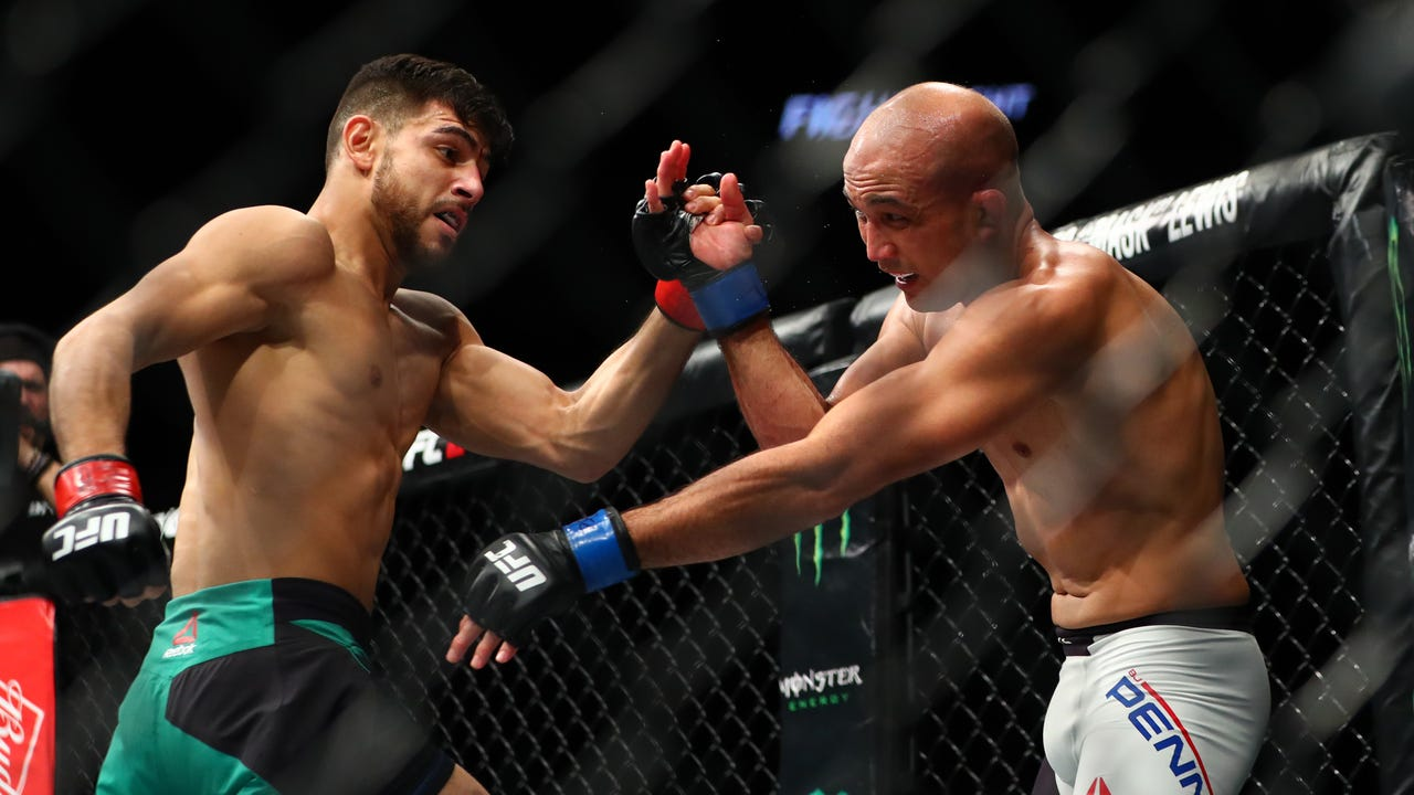 Rodriguez's destruction of the UFC legend at UFC Fight Night 103 was impressive. So what's next?