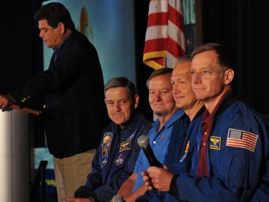 KSC anniversary of last shuttle launch