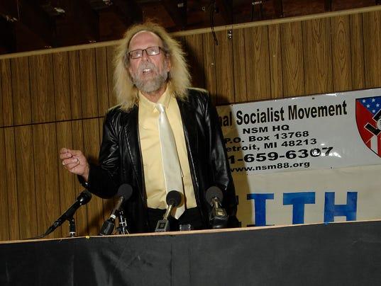 AP Supremacists Rally