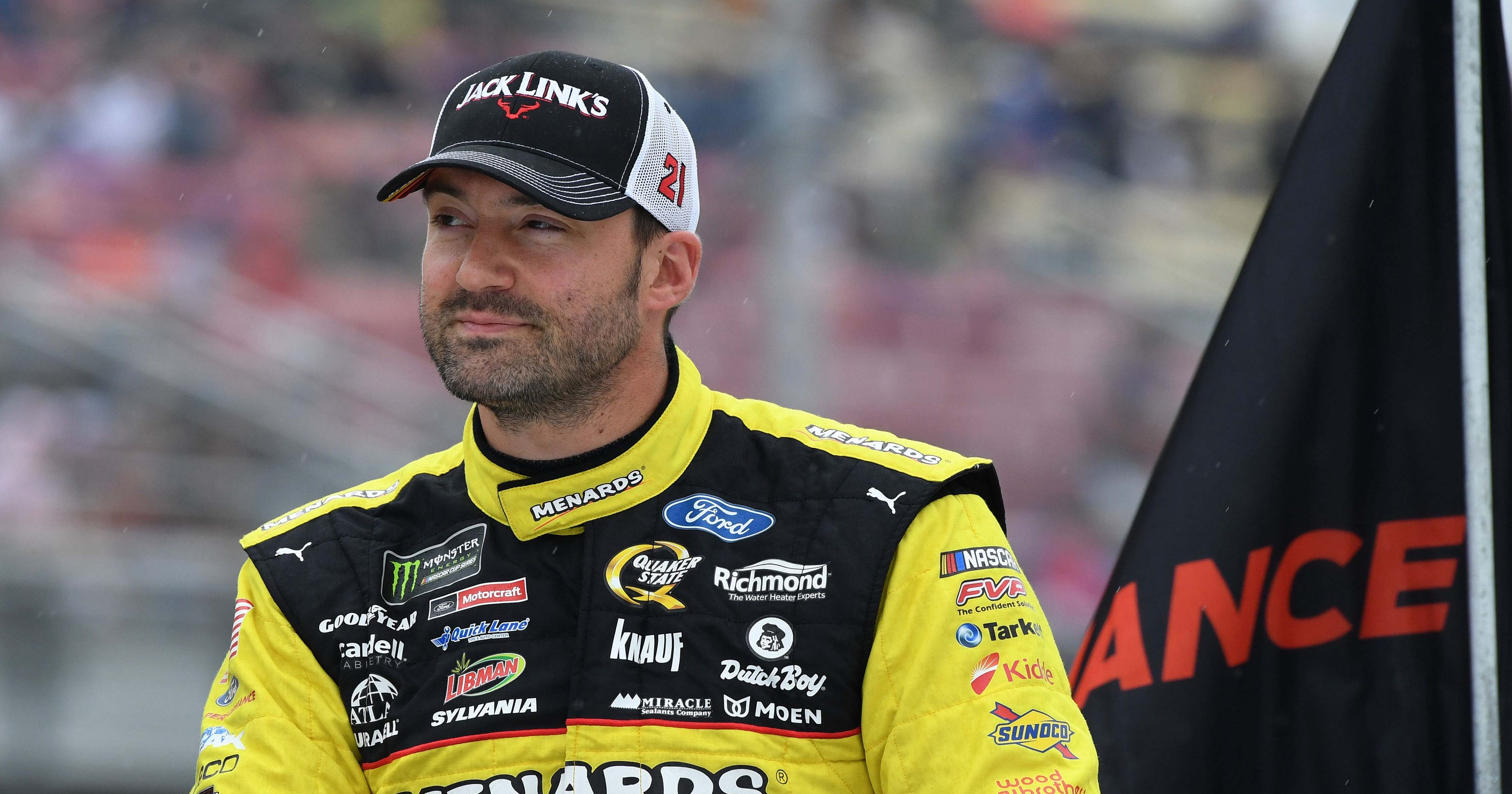 paul menard through the years. Black Bedroom Furniture Sets. Home Design Ideas