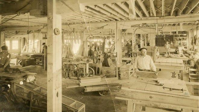 Price Lumber, 1926.