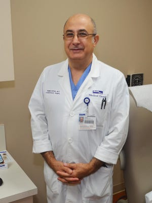 Dr. Tamim Antaki is a cardiothoracic surgeon for Health First Medical Group.